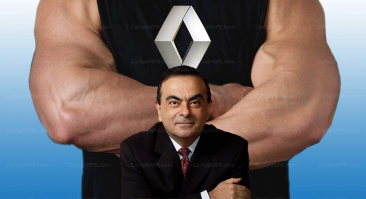 Renault to Retain Ghosn as CEO and Chairman 1