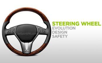 Steering Wheel- Design & Evolution 2