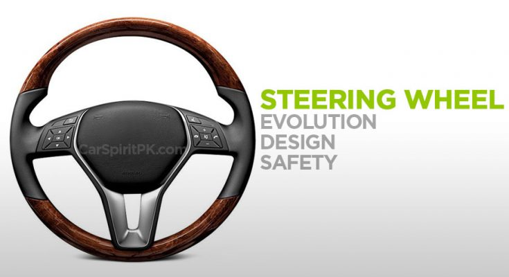 Steering Wheel- Design & Evolution 1