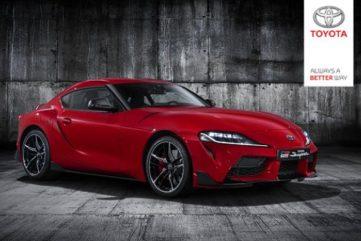 All New Supra Leaked by Toyota Germany Ahead of Debut 2