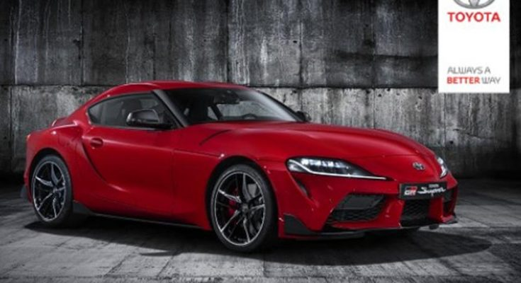 All New Supra Leaked by Toyota Germany Ahead of Debut 1