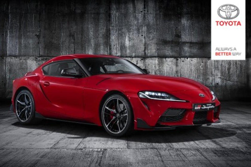 All New Supra Leaked by Toyota Germany Ahead of Debut 7