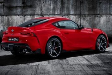 All New Supra Leaked by Toyota Germany Ahead of Debut 3