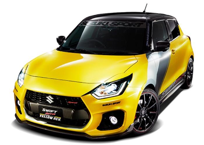 Suzuki to Showcase 3 Concepts at Tokyo Auto Salon 3