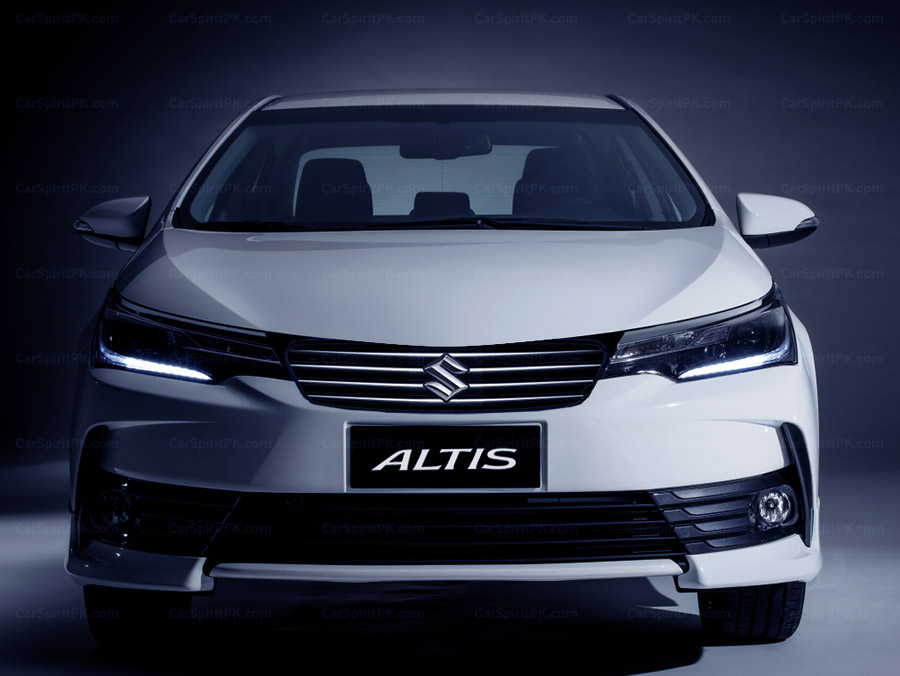 Maruti Corolla Altis to be Launched in Late 2019 9