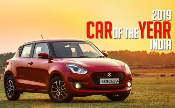 Suzuki Swift Wins 2019 Indian Car of the Year Award 12