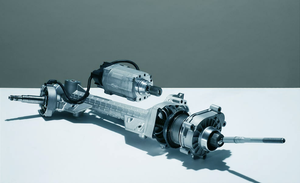 Hydraulic Power Steering vs Electric Power Steering 4