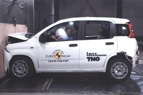 Fiat Panda Gets Zero Star NCAP Crash Test Rating 2