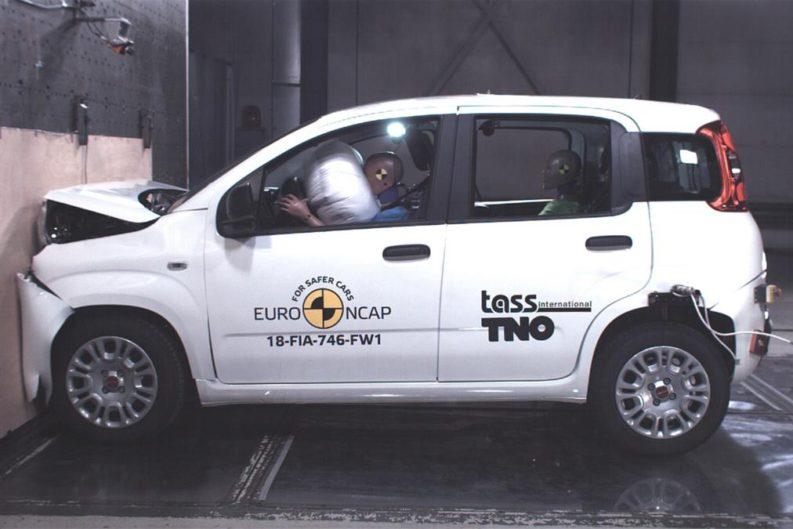 Fiat Panda Gets Zero Star NCAP Crash Test Rating 1
