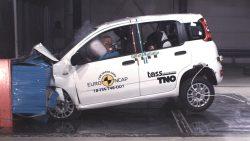 Fiat Panda Gets Zero Star NCAP Crash Test Rating 2