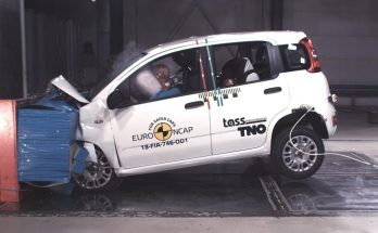 Fiat Panda Gets Zero Star NCAP Crash Test Rating 7