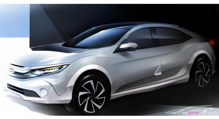 Honda to Showcase Civic Versatilist and Other Concepts at 2019 Tokyo Auto Salon 1