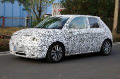 Honda Urban EV Spotted Testing 3