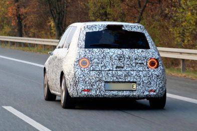 Honda Urban EV Spotted Testing 5