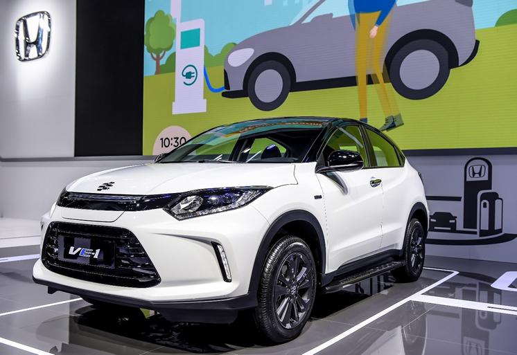 Honda Everus VE-1 EV Unveiled at Guangzhou Auto Show 1