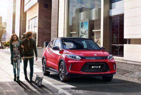 Honda Everus VE-1 EV Unveiled at Guangzhou Auto Show 11