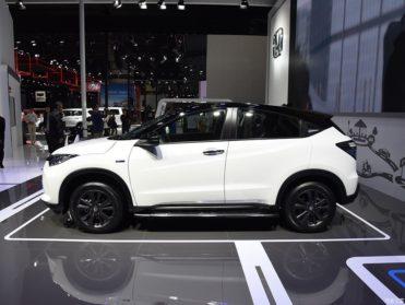 Honda Everus VE-1 EV Unveiled at Guangzhou Auto Show 2