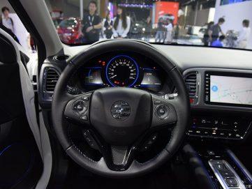 Honda Everus VE-1 EV Unveiled at Guangzhou Auto Show 7