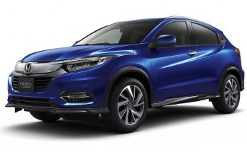 Honda to Launch Vezel Touring in Japan 26
