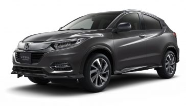 Honda to Launch Vezel Touring in Japan 6