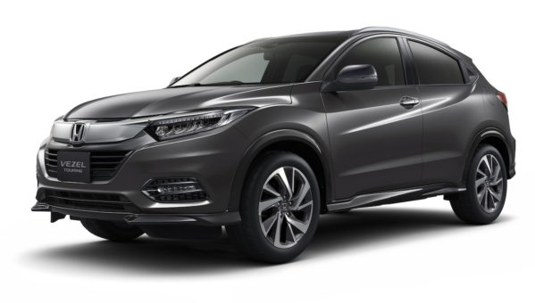 Honda to Launch Vezel Touring in Japan 5