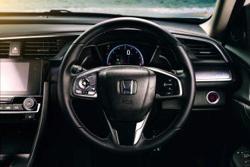 Steering Wheel- Design & Evolution 10