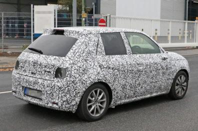 Honda Urban EV Spotted Testing 6