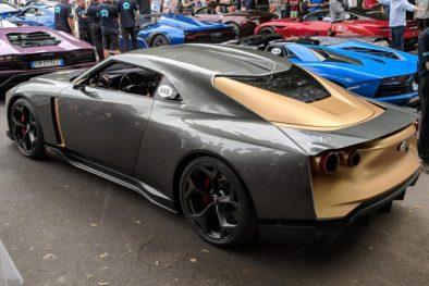 Production Version of EUR 1 Million Nissan GT-R50 Revealed 6