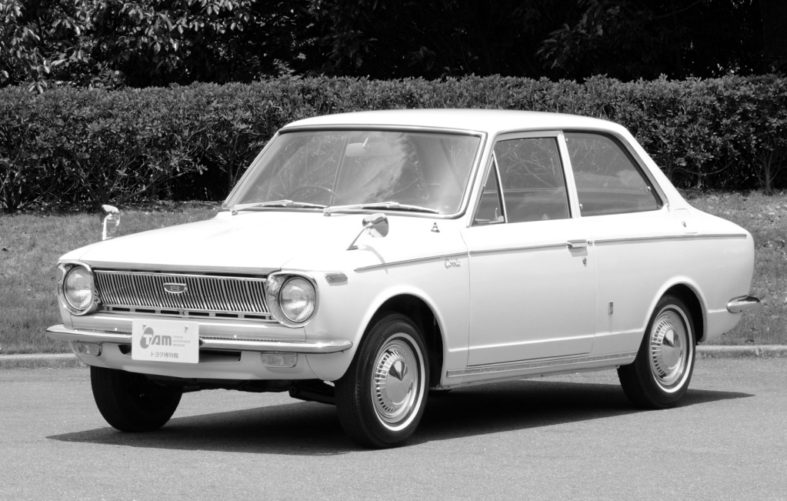 Toyota Corolla- All Generations 3