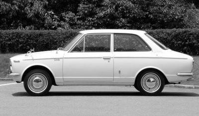 Toyota Corolla- All Generations 4