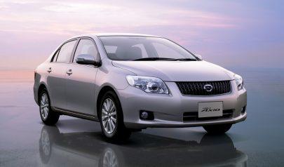 Toyota Corolla- All Generations 12