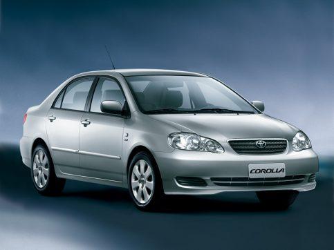Toyota Corolla- All Generations 25
