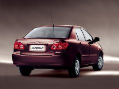 Toyota Corolla- All Generations 26