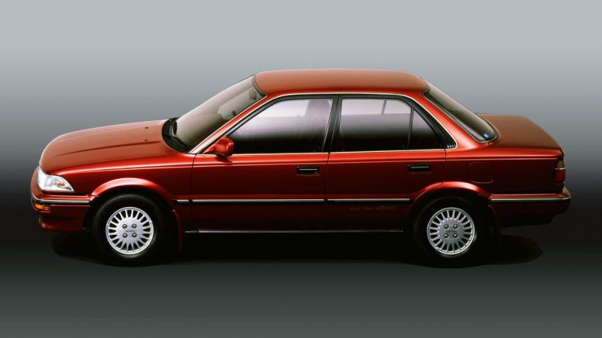Remembering the Toyota Corolla E90 11