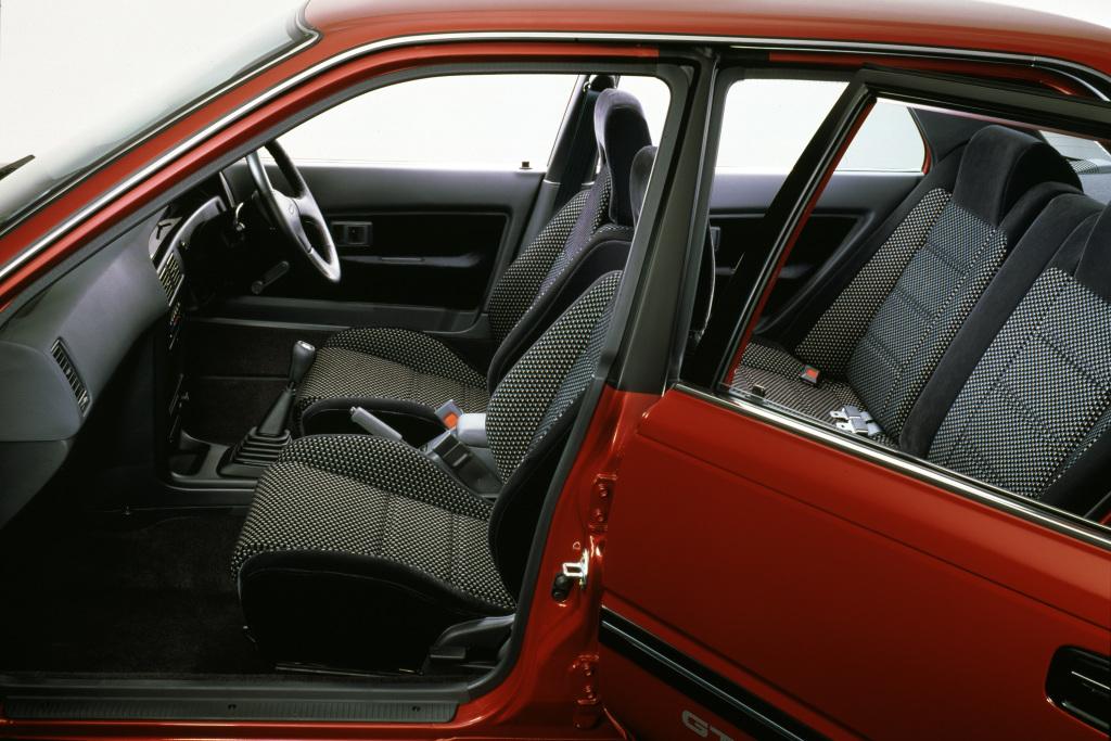 Remembering the Toyota Corolla E90 23