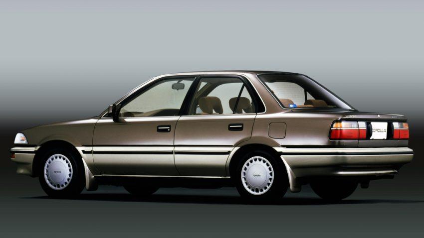 Remembering the Toyota Corolla E90 4