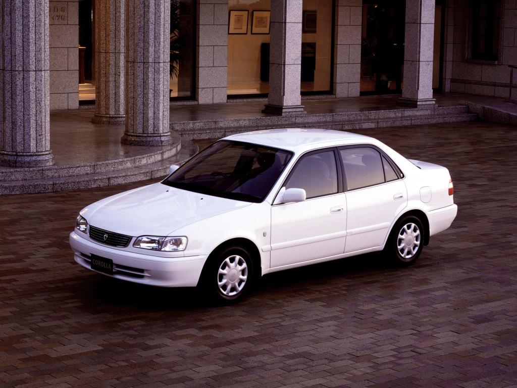 Toyota Corolla- All Generations 17