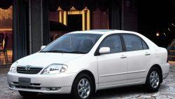 Toyota Corolla- All Generations 31