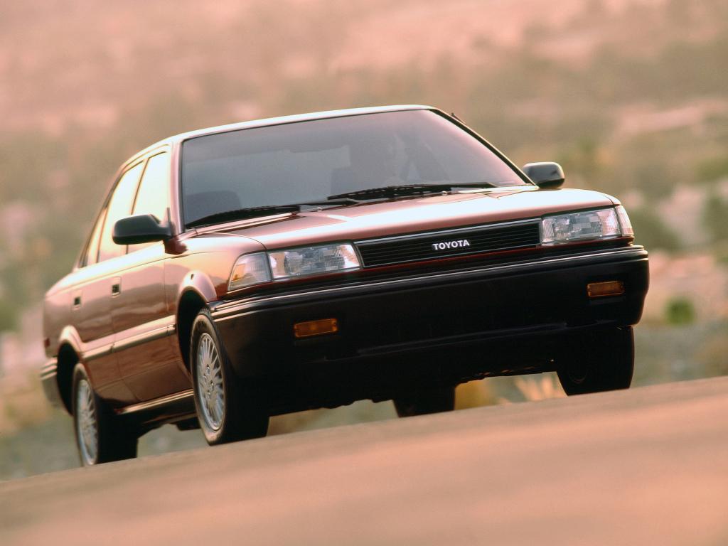Remembering the Toyota Corolla E90 5