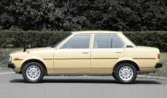 Toyota Corolla- All Generations 8