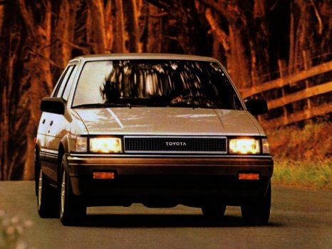 Toyota Corolla- All Generations 22