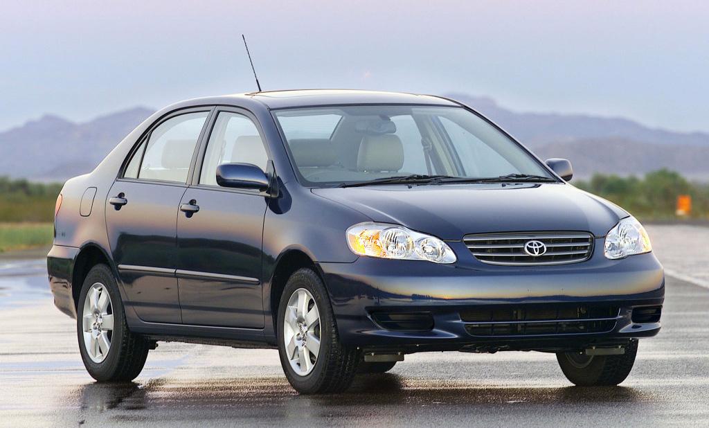 Toyota Corolla- All Generations 24