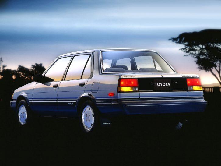 Toyota Corolla- All Generations 23