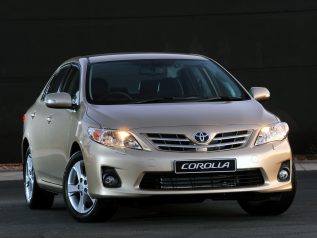 Toyota Corolla- All Generations 11