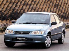 Toyota Corolla- All Generations 20