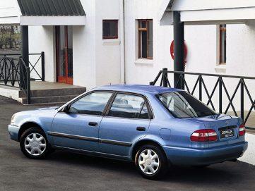 Toyota Corolla- All Generations 21