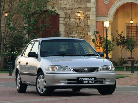 Toyota Corolla- All Generations 18