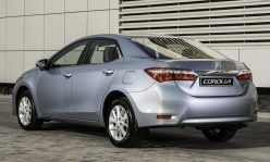 Toyota Corolla- All Generations 19
