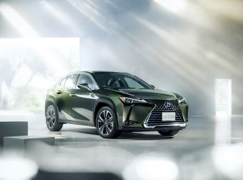 The All New 2019 Lexus UX Launched 17