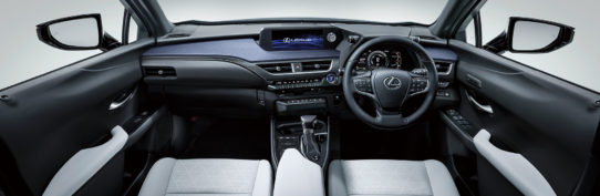 The All New 2019 Lexus UX Launched 10